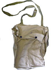 Czech Gas Mask Bag