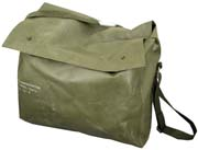 Rubber Courier Bag