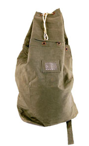 Hungarian Duffle Back Pack