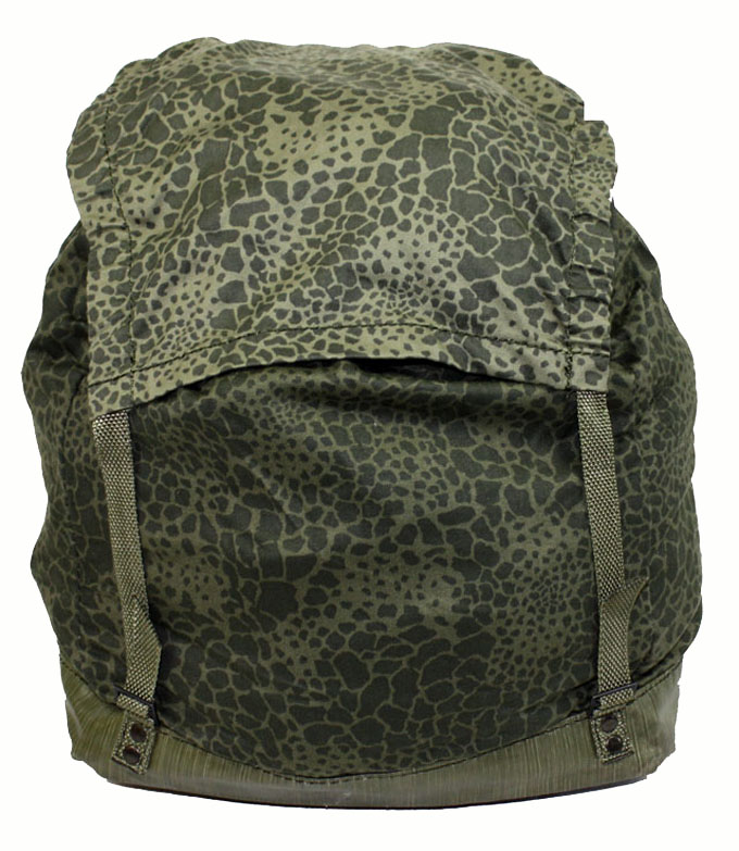 Polish Camouflage Rucksack  35L With Robust Webbing Shoulder Straps Extendable Top Flap & Double Draw Cords