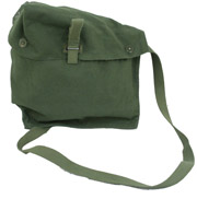Swedish Canvas Shoulder Bag