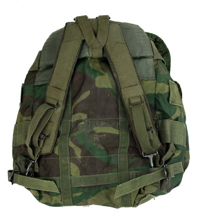 USA Alice Pack  Original Nylon 4 Pocket Pack with (Y) Straps