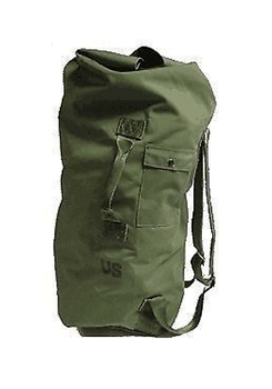 USA Kit Bag  Top Close with Back Straps
