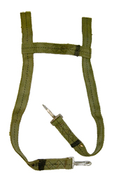 French Parachute Harness