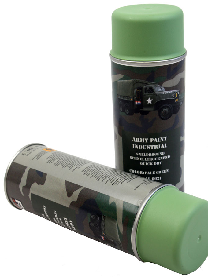 Military Spraypaint  400ml Nato Type