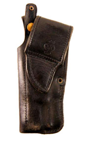 Leather Pistol Holder