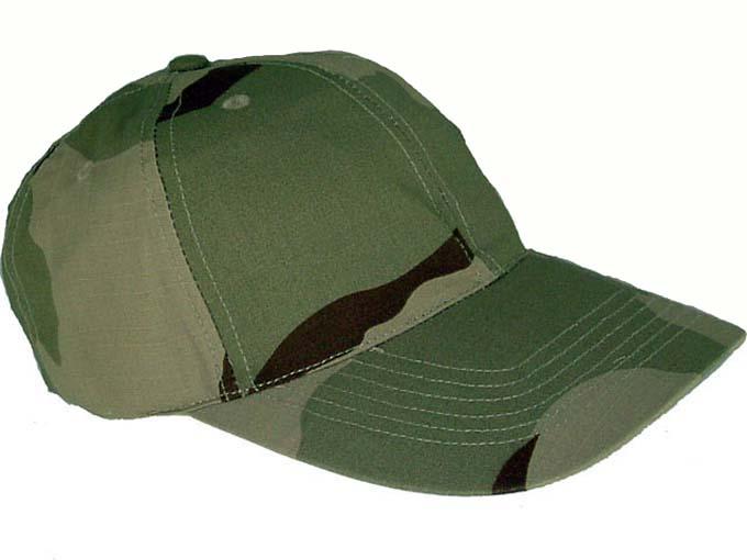 European Army Surplus- Desert Camouflage Baseball Cap