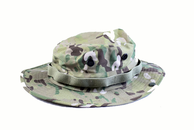 US Boonie Hat  Chin Strap Neck Flap