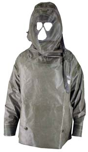 German NBC Smock