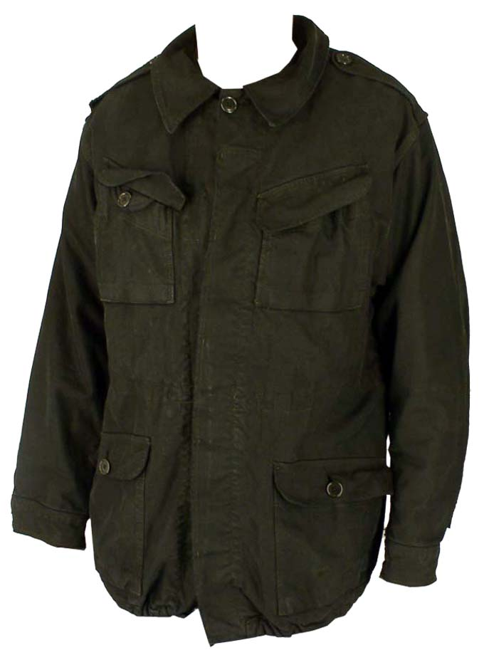 Danish Field JacketUnlined Button Close