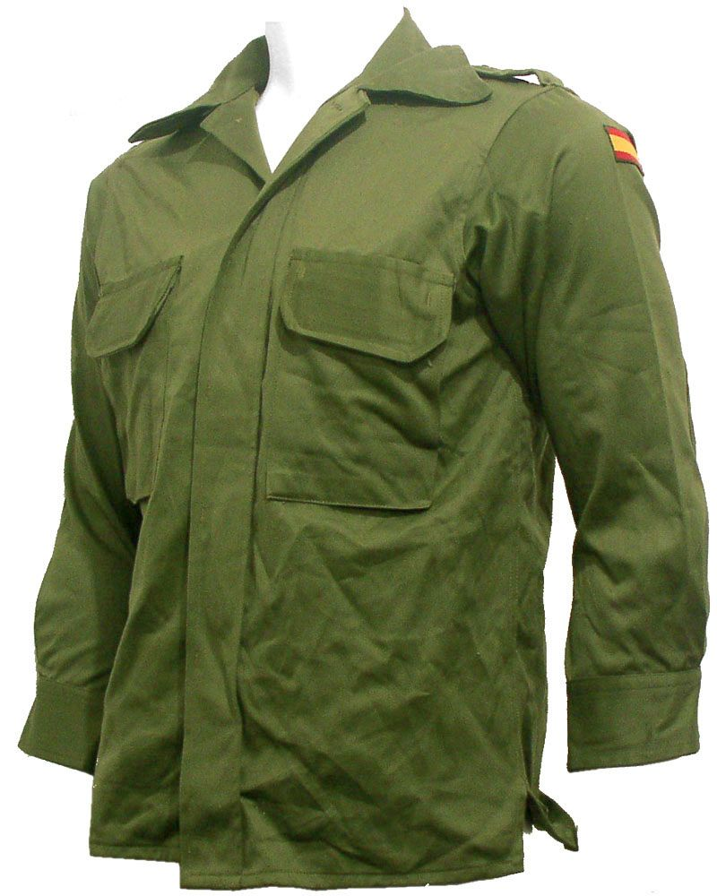 Spanish Field Jacket
