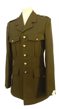 Dutch aka WWII USA Army Uniform Jacket With Brass ButtonsArmy Uniform