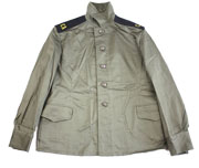 Russian (Badged) Uniform Jacket
