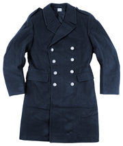 Swedish Wool Great Coat
