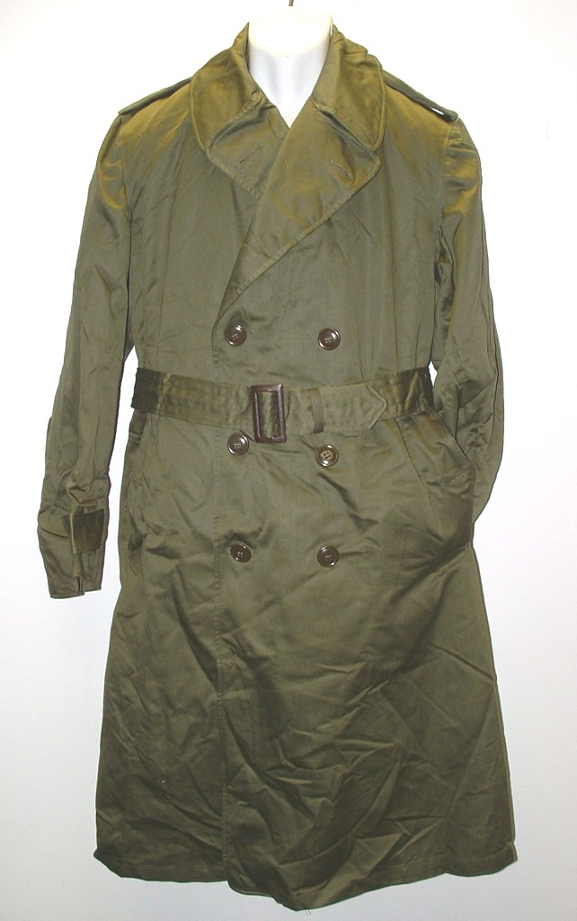 USA M50 Trench Coat