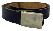 German Leather Belt