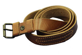Hungarian Leather Belt