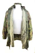 Dutch Lined Combat Jacket Parka