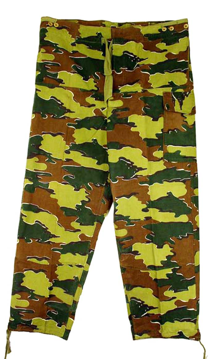 Belgian Overtrousers  Canvas with Drawcord