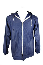 Hooded Rain Jacket Kagool