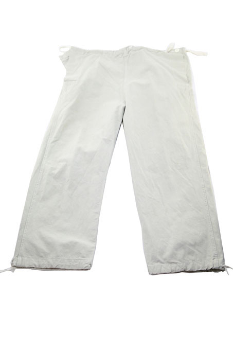 Swedish Snow Trousers   Drawstring Waist Adjustable Ankles