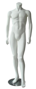 Male Mannequin  Fibre Glasss Full Size Standing Pose