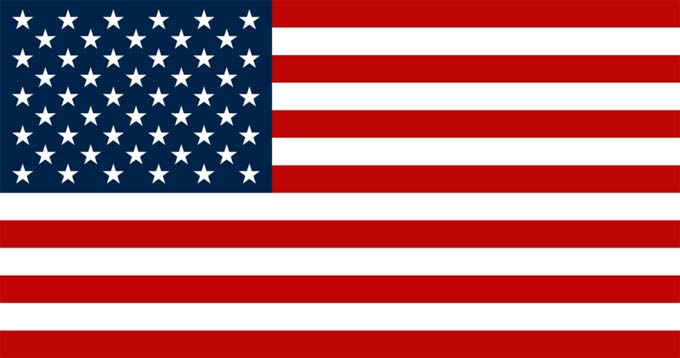 Stars n Stripes Flag  5 x 3 ft (150x120cm)