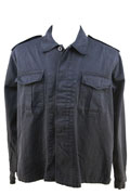 Vintage 100% Cotton Epaulette Shirt