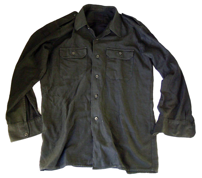 German Field Shirt  The Classic Long Sleeve