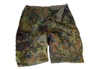 German Combat Shorts