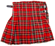 Scottish Style Kilt
