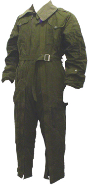 Belgian Tank Coverall