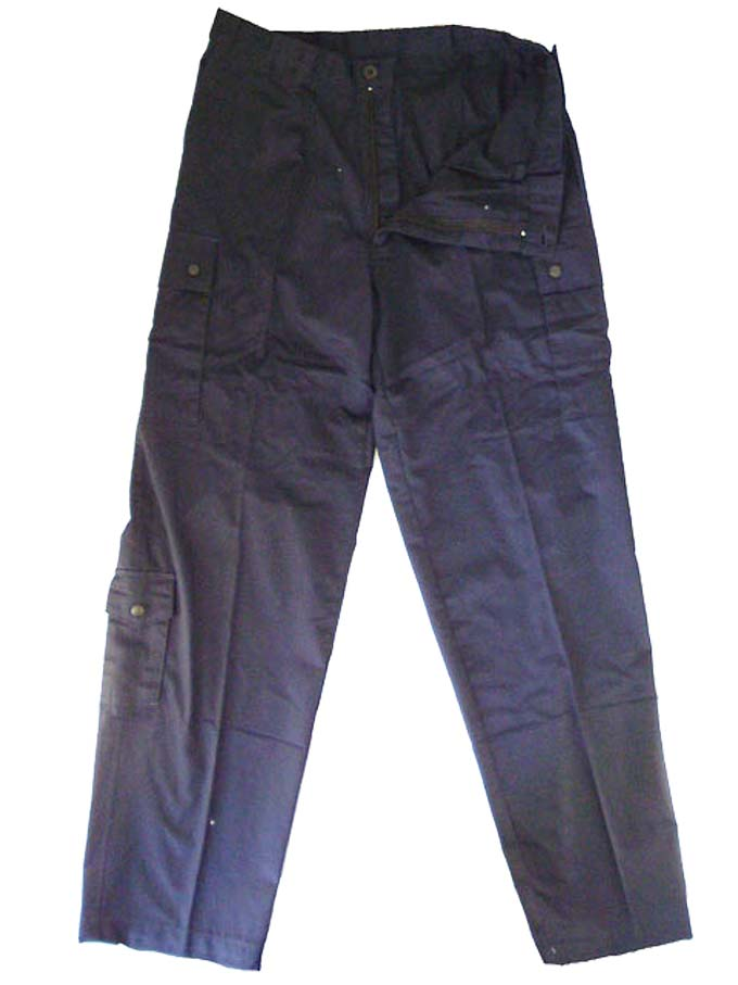 Dutch 7  Pocket Combat Work Trouser  Poly Cotton With Tool Pocket