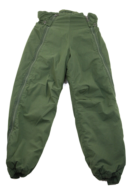 Swedish M90 Trouser  Thermal Quilted Lightweight Long Leg Water Resistant