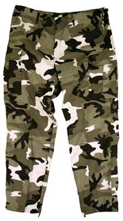 USA BDU Trouser