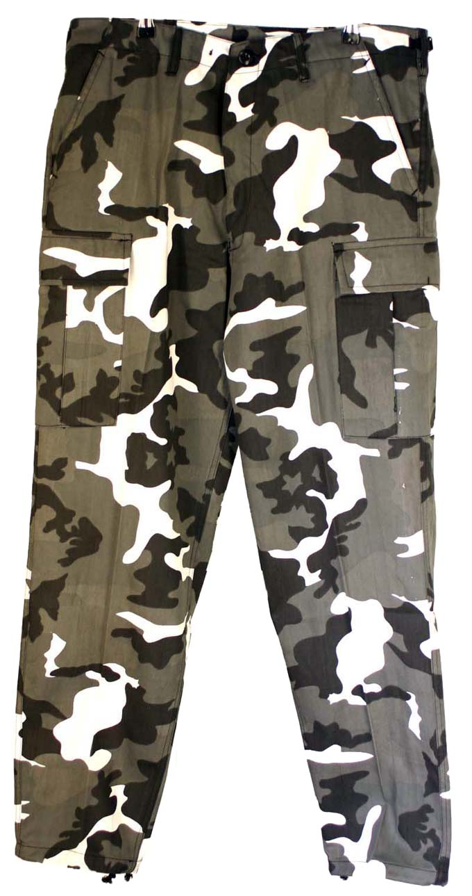 USA BDU Trouser  Import Heavyweight