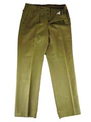 Dutch USA GI Style Uniform Trouser