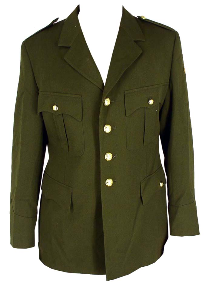 Dutch Uniform Jacket  Army (like WWII USA)